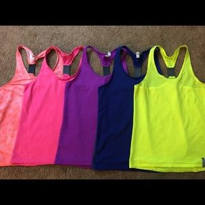 Under Armour dri-fit tank tops